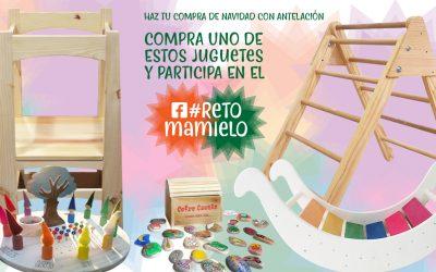 Haznos tu pedido para navidad y llévate otro producto gratis con el #retomamielo